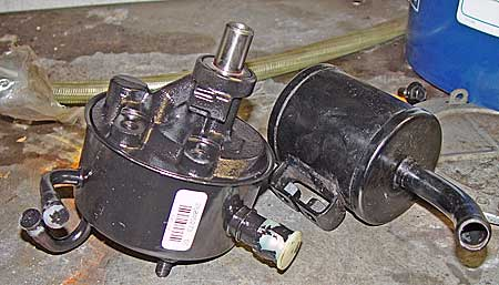 Power Steering Systems, Remote Reservoirs &