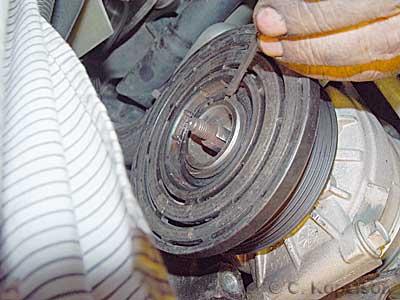 GM A/C Compressor Clutch & Pulley Bearing Saga